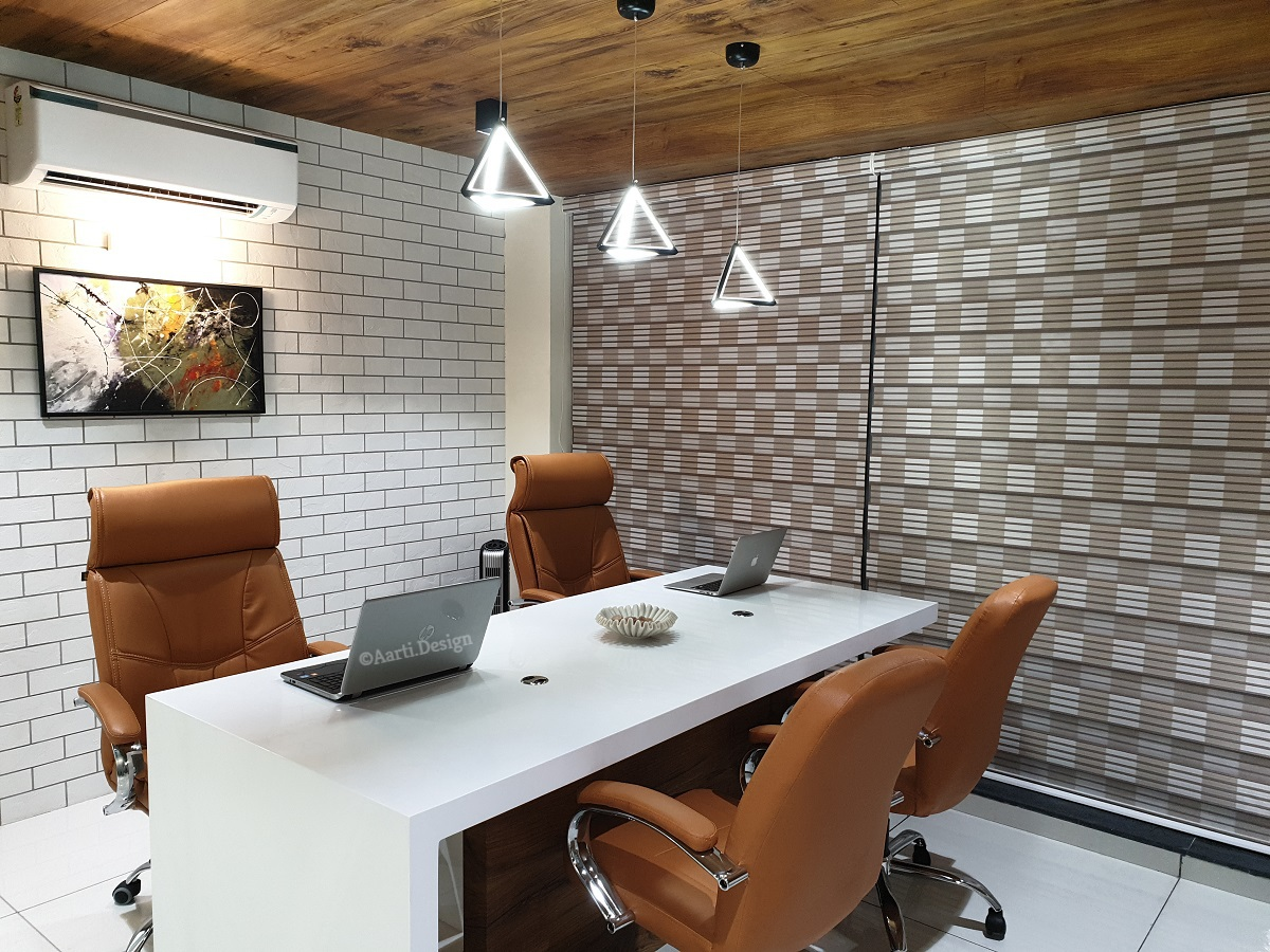 IT Company Main Cabin Interior Design